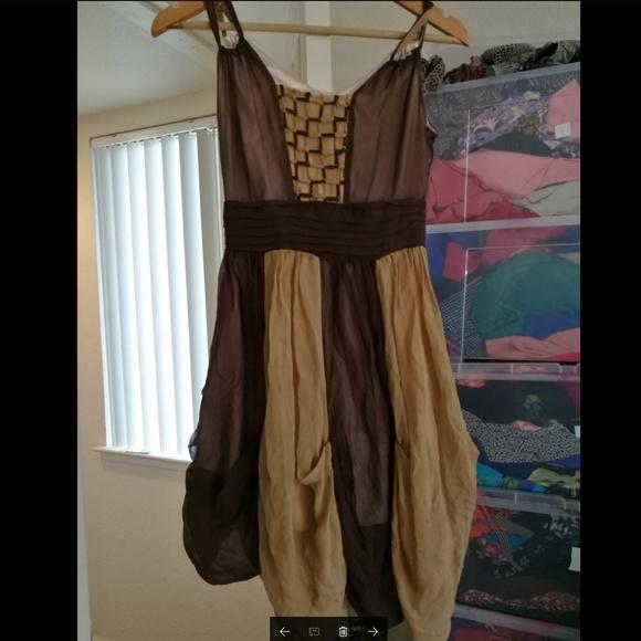 Dresses & Skirts - 100% SILK dress